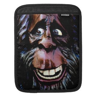 Funny Bigfoot or Sasquatch iPad Sleeves