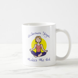 Funny Bikram Yoga Gift Coffee Mug