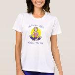 Funny Bikram Yoga Women's T-Shirt Tee Shirt