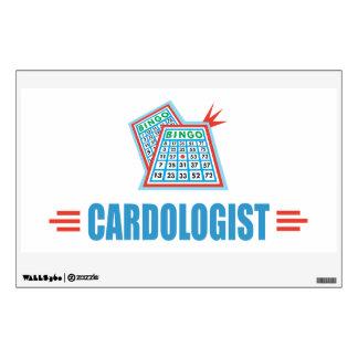 Funny Bingo Wall Sticker