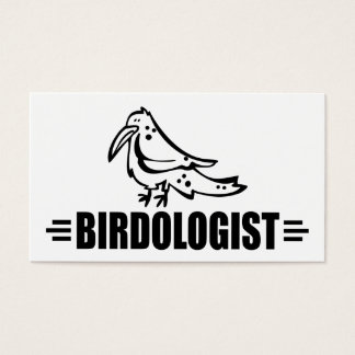Funny Bird Business Card