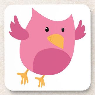 Funny Bird Coasters
