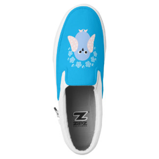 funny bird Slip-On sneakers