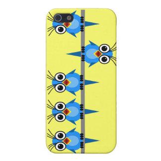 funny birds iPhone 5 cases