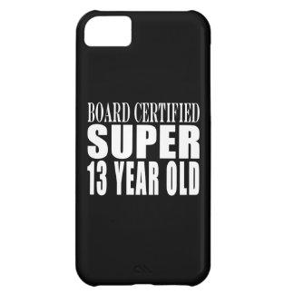 Funny Birthday B. Cert. Super Thirteen Year Old iPhone 5C Case