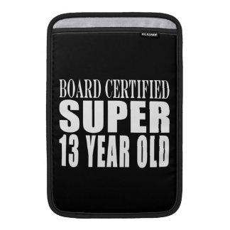 Funny Birthday B. Cert. Super Thirteen Year Old Sleeve For MacBook Air