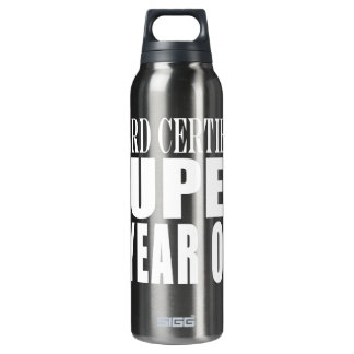 Funny Birthday B. Certified Super Eight Year Old SIGG Thermo 0.5L Insulated Bottle