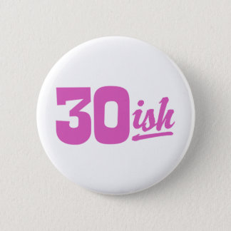 Funny Birthday Button