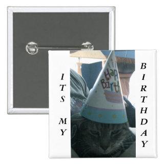 Funny Birthday Button