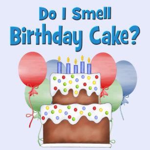 I Smell Cake Cards
