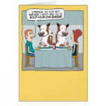 Funny Birthday Card: Build Your Own Burger Card