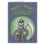 Funny Birthday Cards: A year older