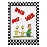 Funny Birthday Cards: Duck Duck Goose