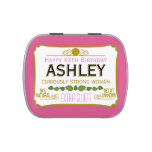 Funny Birthday Gag Gift for a Woman Jelly Belly Tin