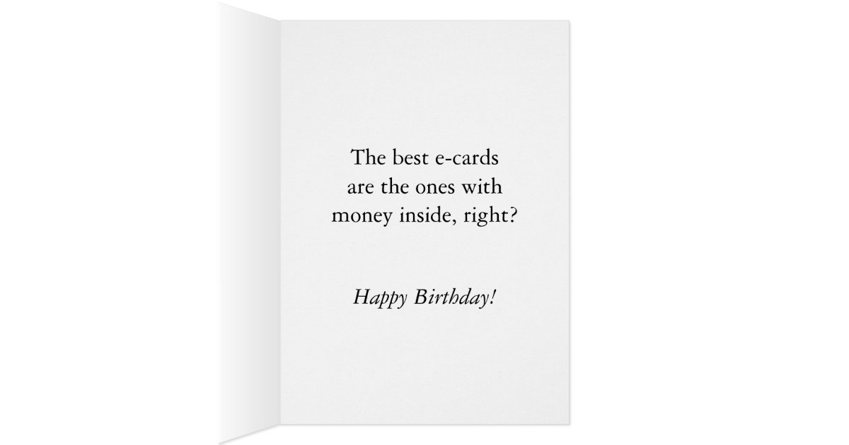 funny birthday greeting teen