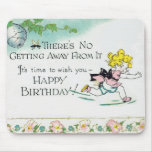 Funny Birthday Mousepads