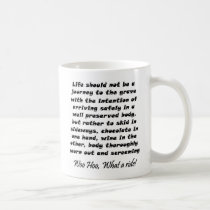 Funny birthday mugs quotes gifts coffee sayings