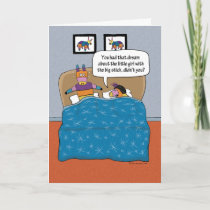 Funny Birthday: Pinata Nightmare Card