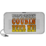 Funny Birthdays Parties Worlds Greatest Cousin iPhone Speakers