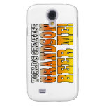 Funny Birthdays Parties Worlds Greatest Grandson Galaxy S4 Cover