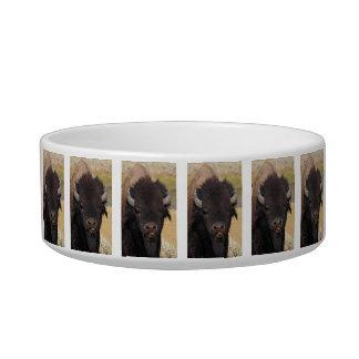 funny bison bowl