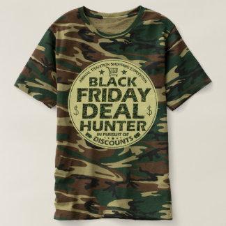 Funny Black Friday Deal Hunter Discount Shopping Shirt