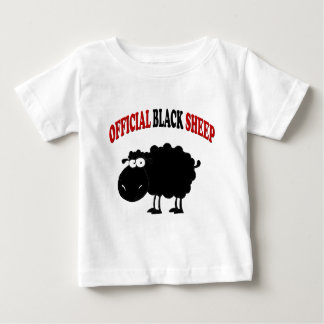 Funny black sheep baby T-Shirt