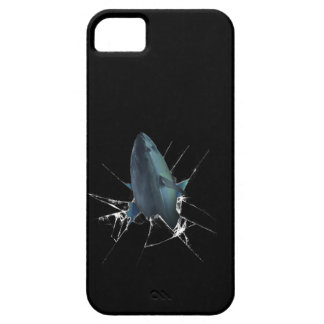 Funny Black Tuna inside iPhone 5 Cover