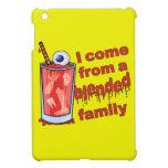 Funny Blended Family Pun iPad Mini Covers