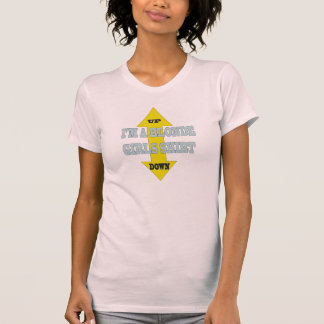 Funny Blonde Joke T Shirt