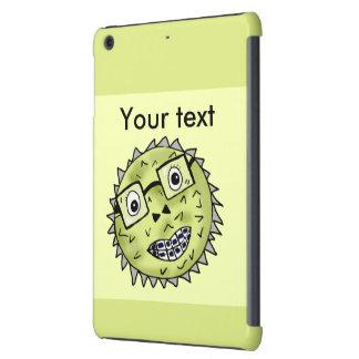 Funny blow fish iPad mini cover