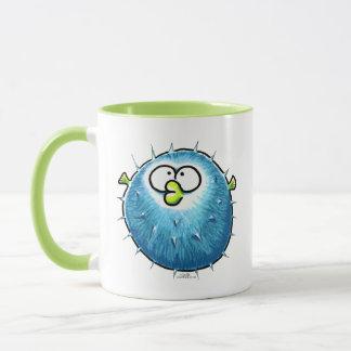 Funny Blowfish Mug