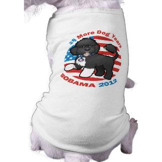 Funny Bobama 2012 Elections Doggie Tee Shirt