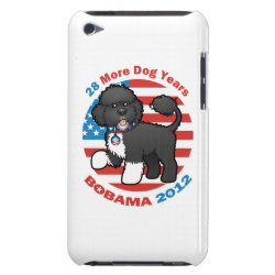 Case-Mate iPod Touch Barely There Case with Portuguese Water Dog Phone Cases design