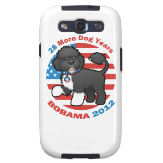 Funny Bobama the Dog 2012 Elections Galaxy SIII Cover