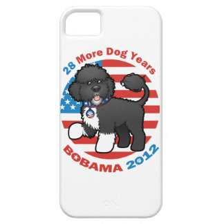 Funny Bobama the Dog 2012 Elections iPhone SE/5/5s Case