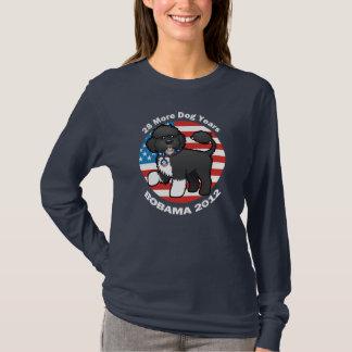 Funny Bobama the Dog 2012 Elections T-Shirt