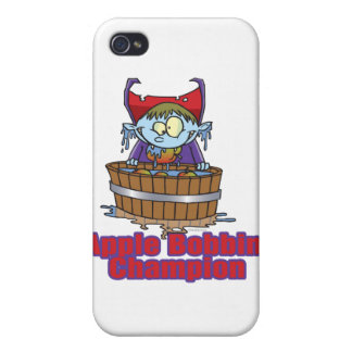 funny bobbing champion cartoon covers for iPhone 4