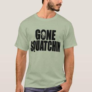 Funny Bobo's Gone Squatchin gear T-Shirt