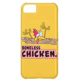 funny boneless chicken cartoon case for iPhone 5C