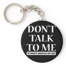 Funny Book Lover Design Book Lover Shirt Keychain