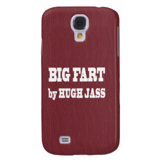 FUNNY BOOK NAMES : Pronounce Loud  LOWPRICE GIFTS Galaxy S4 Case