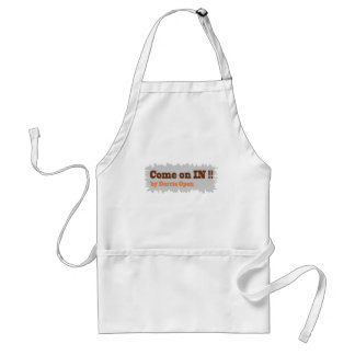 FUNNY BOOK TITLE n AUTHOR NAME .. lowprice GIFTS Adult Apron
