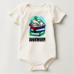Funny Bookworm Reading Gift T-shirt