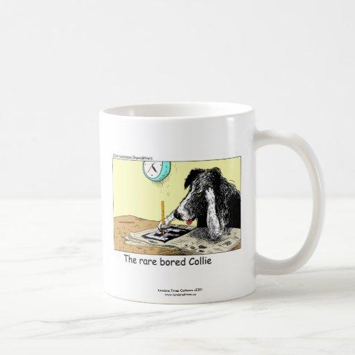 Funny Border Collie Coffee Mug