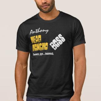 Funny Boss HEAD HONCHO Custom Name V01 T-Shirt