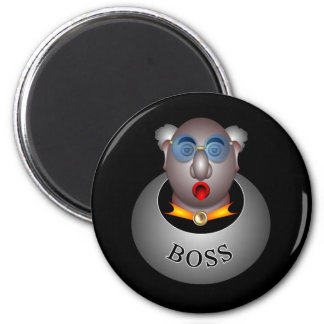 Funny boss ma by rafi talby magnet