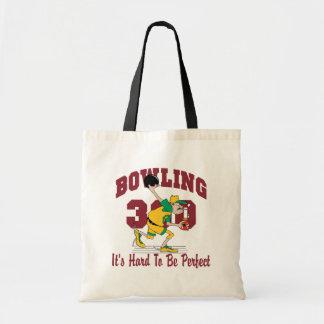 Funny Bowling 300 Tote Bag