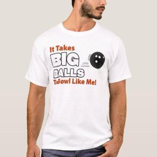 d5db24e7 Funny Bowling T-Shirts - T-Shirt Design & Printing | Zazzle
