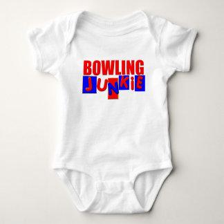 Funny Bowling Tee Shirt